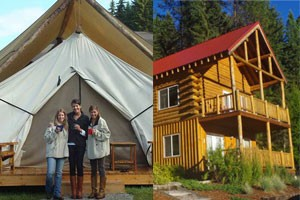Bar W Ranch - Glamping Tents & Luxury Cabins