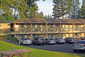 The Timbers Motel - pet friendly near Bigfork
