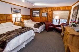Kandahar Lodge - luxury lodge rooms
