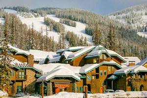Kandahar Lodge - slopeside resort hotel save 15%