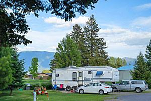 Mountain View RV Park - Columbia Falls MT